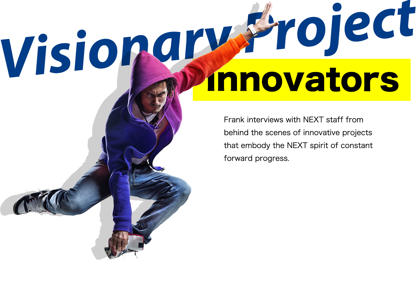 Visionary Project: Innovators