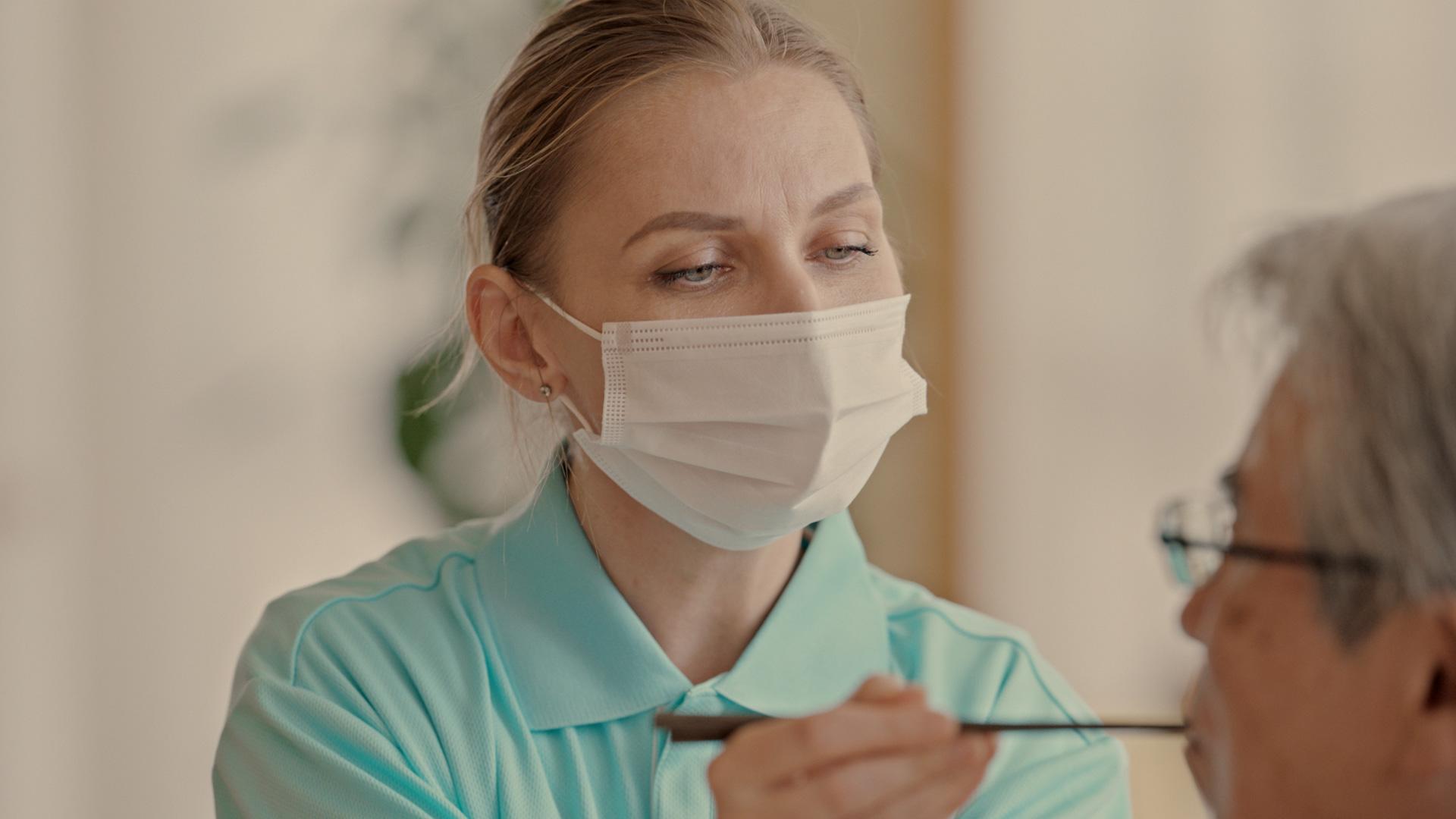 ソフィア・Pさん、日本で介護士資格を持つロシア出身のソフィアさん。